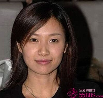10位素颜最丑的女明星 赵丽颖李小璐皮肤差