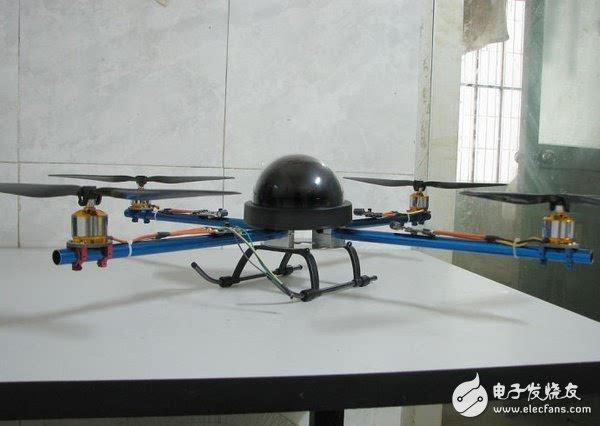 四轴无人机diy制作全过程