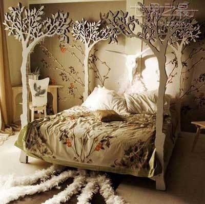 世界上最有创意的床:特别想躺上去亲身感受一下