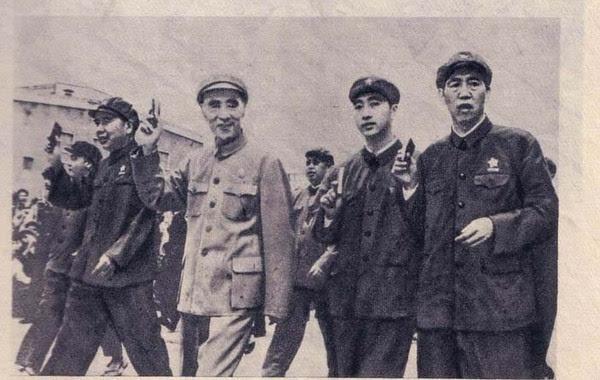 原空军作战部长鲁珉谈林立果 - 展广植 - 展广植的博客