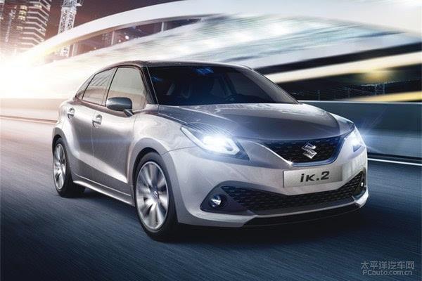 铃木iK 2或明年投产 小排量车 有望国产 -昆明万铃汽车高清图片