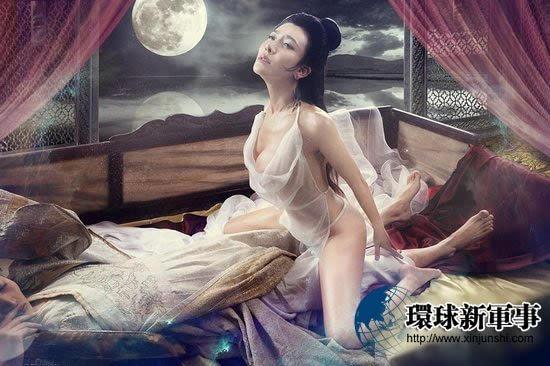 真有趣:古代名妃是如何勾引皇帝霸占后宫的?-