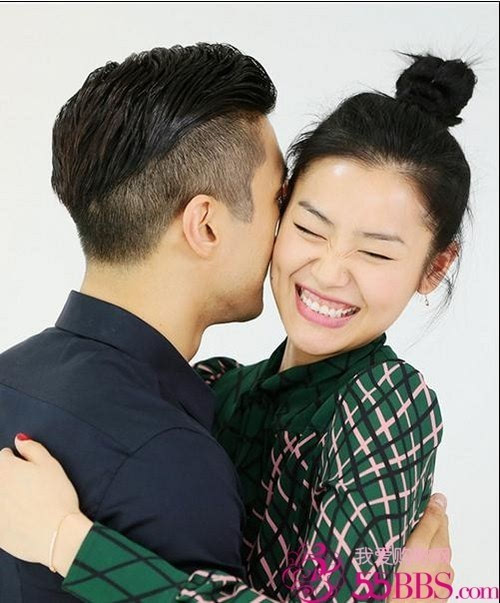 刘雯崔始源在一起高颜值发型女星a发型炸了-搜韩国情侣短头发图片
