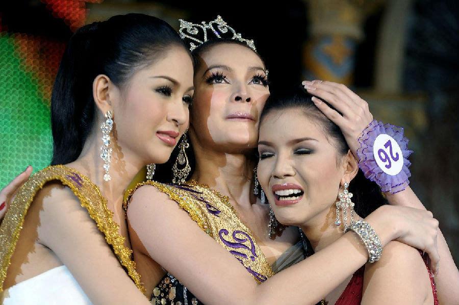 泰国人妖的生理大揭密 绝对完全出乎你的意料