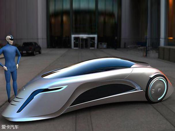 也是它                    识到流线型汽车的巨大潜力,从此以后流线