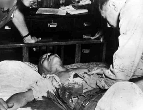 吃完战俘吃同袍二战日军吃活人的恐怖往事