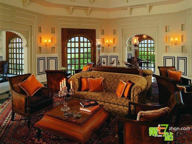 印度宫殿主题酒店