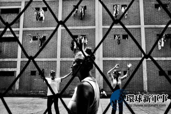 女囚犯实录:不为人知的生活状态