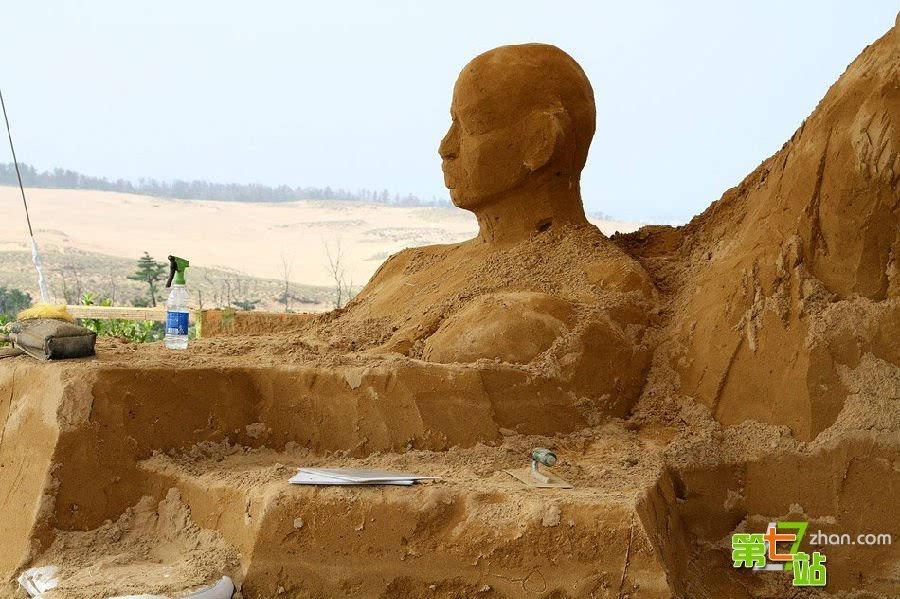 劳动工具和雕塑家