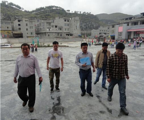 桶井乡中小学幼儿园开展