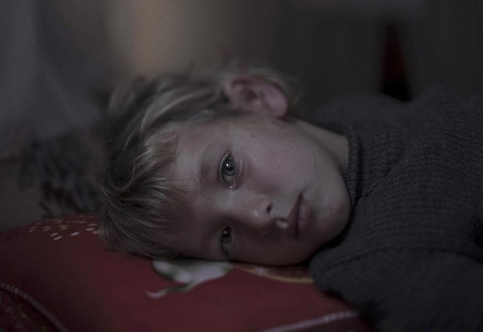 战争之殇:叙利亚难民儿童挣扎逃难