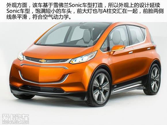 北美车展新能源汽车盘点