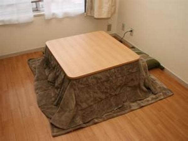 日本人冬天家中是如何取暖的?