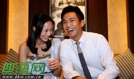 钟汉良张钧甯结婚照 钟汉良和张钧甯的合照