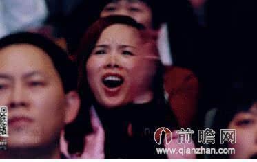 我是歌手观众夸张表情堪比专业演员 都曾在爱情里受过图片