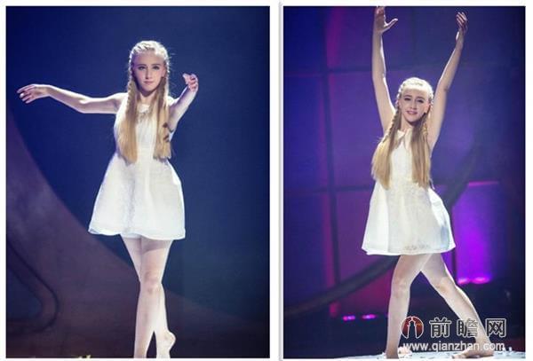 丹麦皇家芭蕾美女