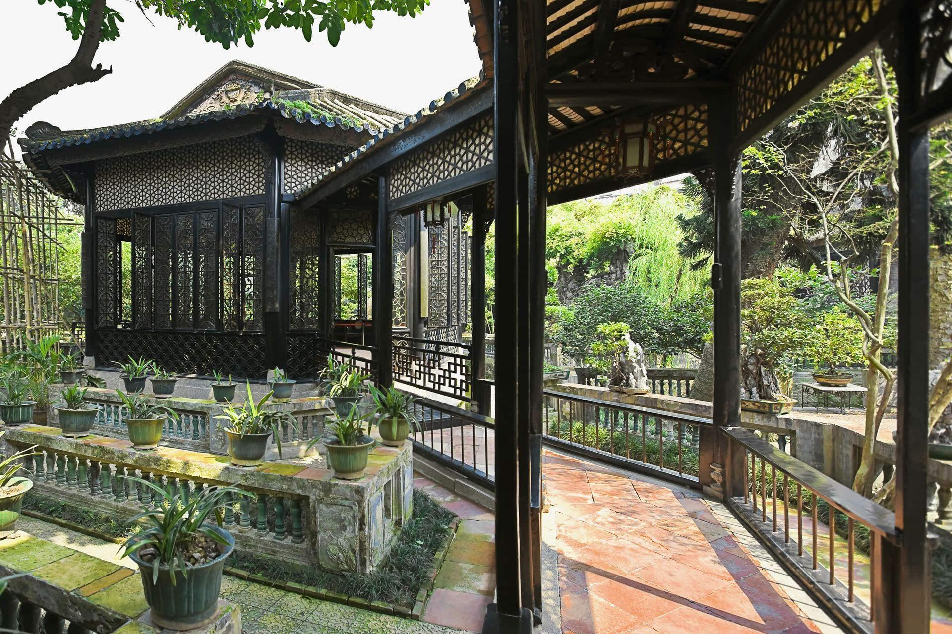 [苏州四大园林]江南园林建筑的艺术品