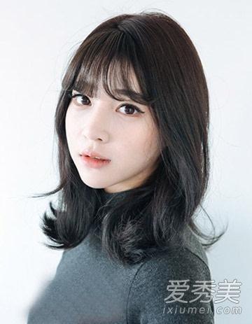 2015春季最新发型 韩式卷发甜美流行