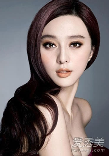 面相分析好命女人的眉毛长啥样图片