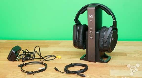 森海塞尔rs 175 rf无线耳机试听体验
