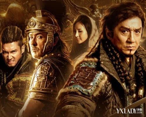 成龙2015上映的电影 《天将雄狮》成春节票房最高电影