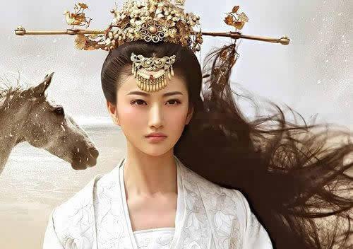 景甜刘亦菲范冰冰 女明星谁的背景后台硬-华谊