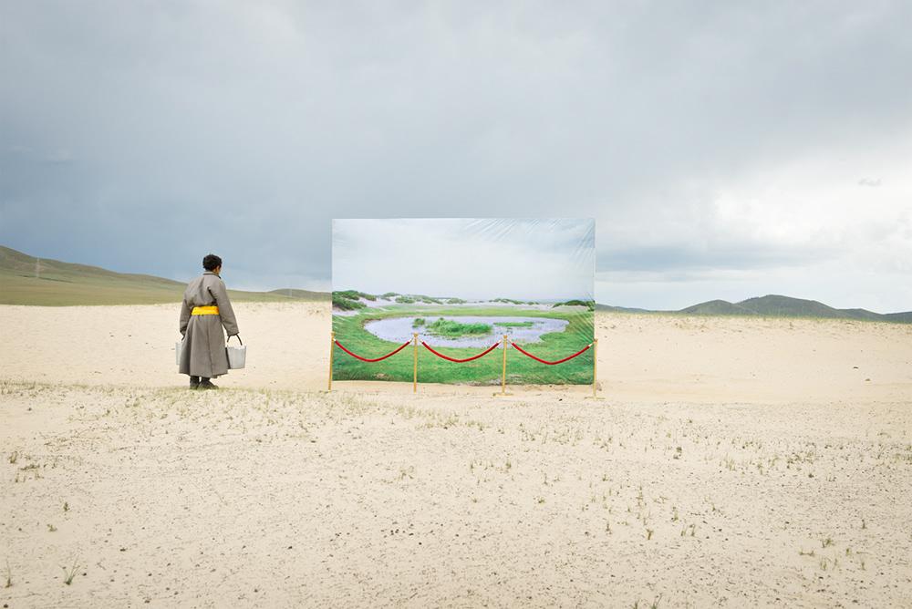 摄影 李大成/未来主义的考古学摄影