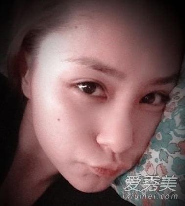 林依晨刘诗诗 素颜照样美呆的10大女星