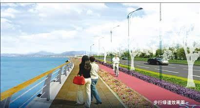 青岛打造骑行城市 环胶州湾150公里慢行道将建成