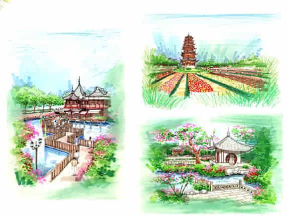 东 将再建一个创意 大花园