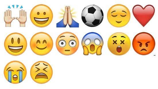 英超赛季回顾:一个emoji表情的故事图片