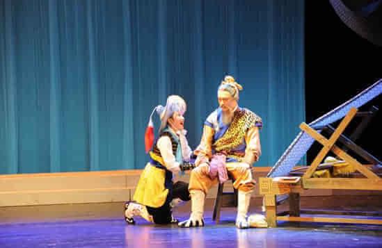 六一来袭 禹洲地产邀请小朋友们一起来看《花木兰》