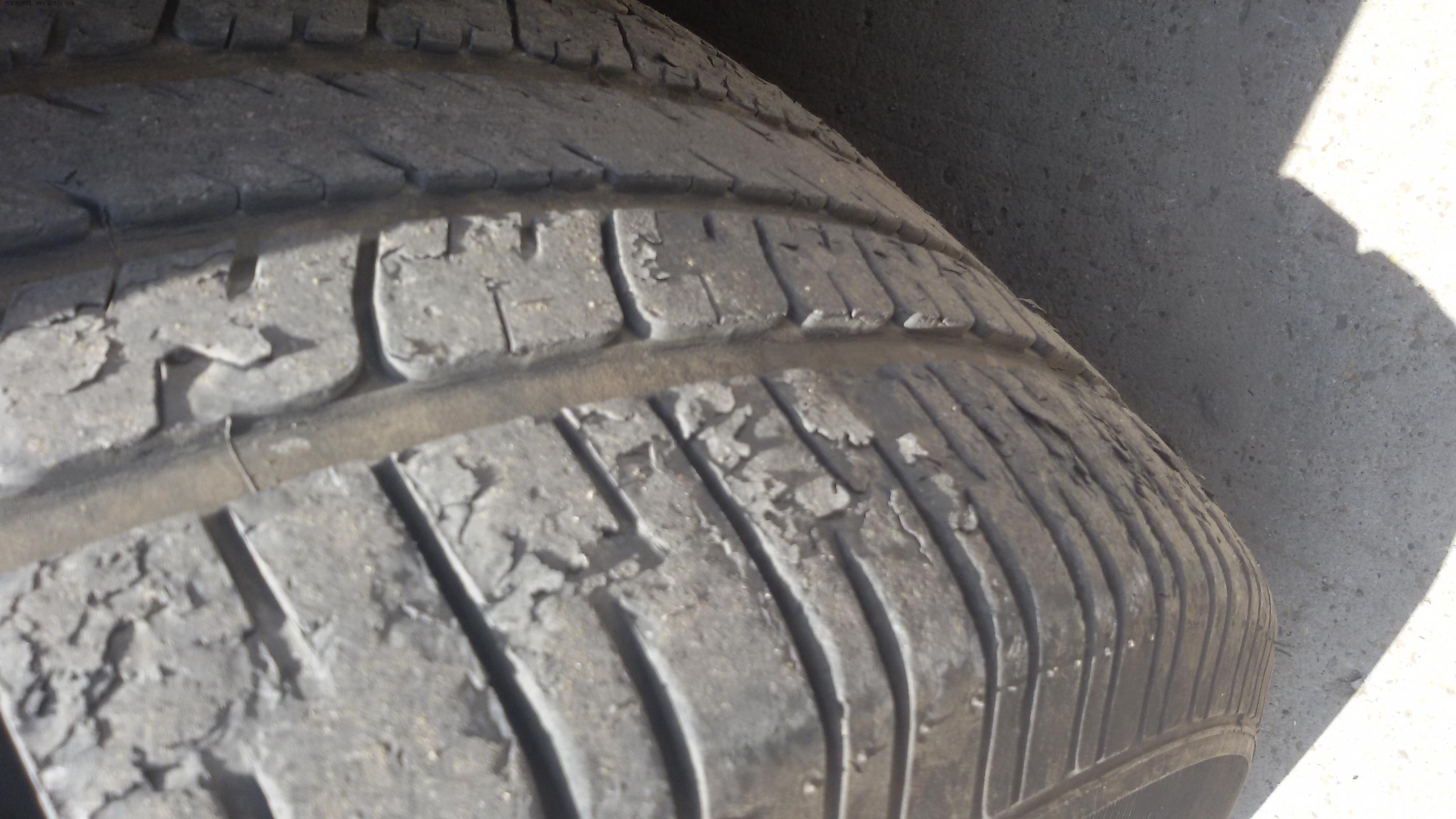 上海通用sls赛威 凯迪拉克sls固特异轮胎质量问题 高清图片