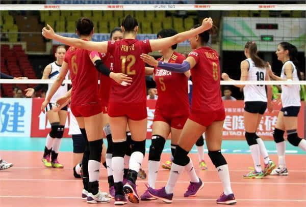 cctv5在线直播女排亚锦赛半决赛中国vs泰国 郎
