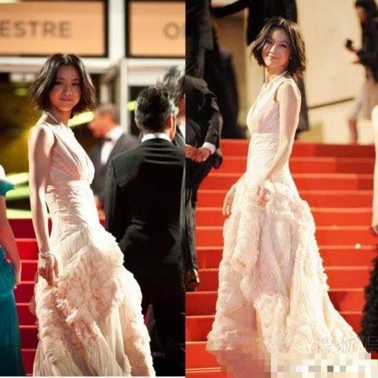 2011年汤唯出席戛纳电影节电影日韩免费观看视频频图片