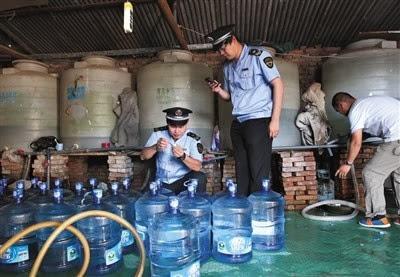 北京景田桶装水