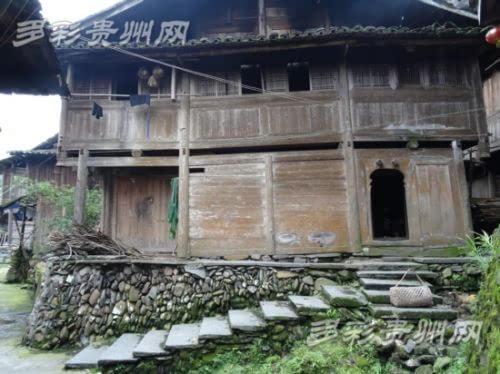 图5:侗族民居