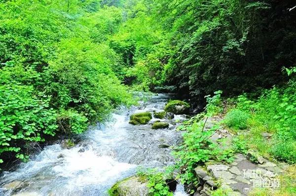 邛崃楠木溪 成都的世外桃源