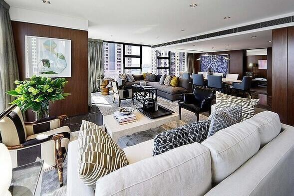 红树林娱乐安全吗:传奶茶妹妹7800万悉尼买房 疑似豪宅内景曝光