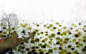 【原创 诗词】塞北四月天(君子兰花敬和格林老衲君) - 君子兰花 - 君子兰花的博客