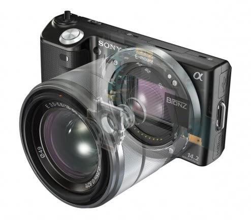 从胶片单反到数码单反,相机的结构并未发生太大改变,感光元件只承担了