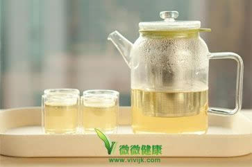 适合夏季喝的4种中药养生茶配方