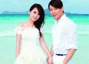 陶喆结婚照