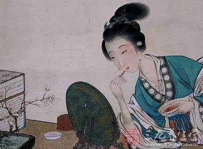 揭秘古代女子护肤美容术:比现代人更会化妆