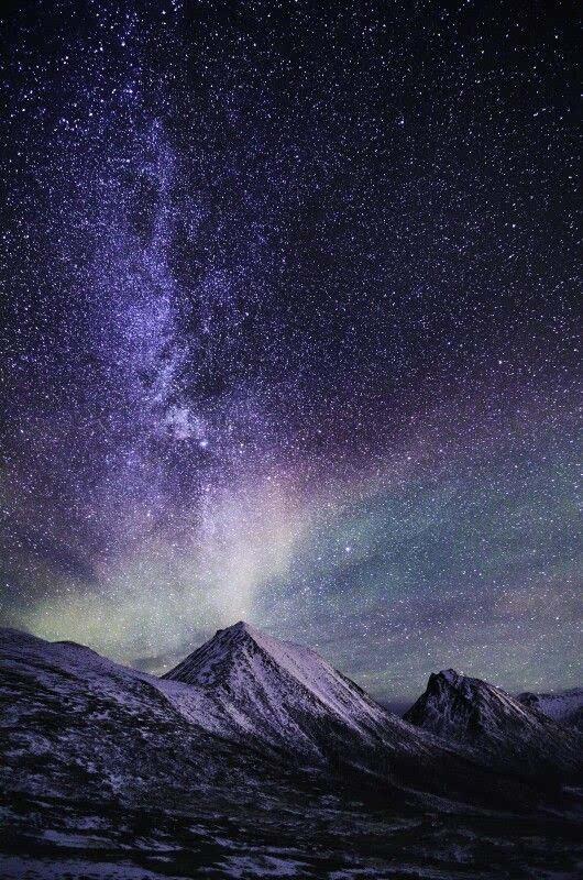 唯美意境原宿星空个性意境伤感图片