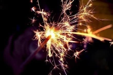 唯美意境烟花摄影伤感夜空唯美图片图片