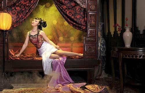 中国古代青楼女子如何避孕的