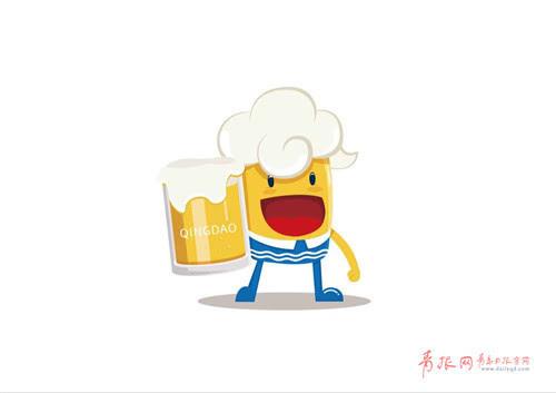 """新闻 正文  7月23日,第二十五届青岛国际啤酒节吉祥物""""小啤仙""""精彩"""