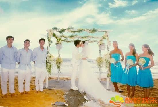林志颖两周年结婚纪念日发婚礼图:爱让我们坚定!