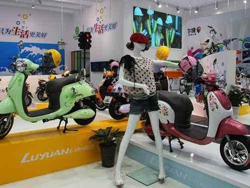 电动车展览会,8月7日至9日在沈阳科学宫会展中心隆重